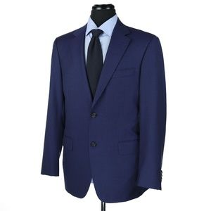 Canali 1934 Exclusive Super 150's Wool Sport Coat